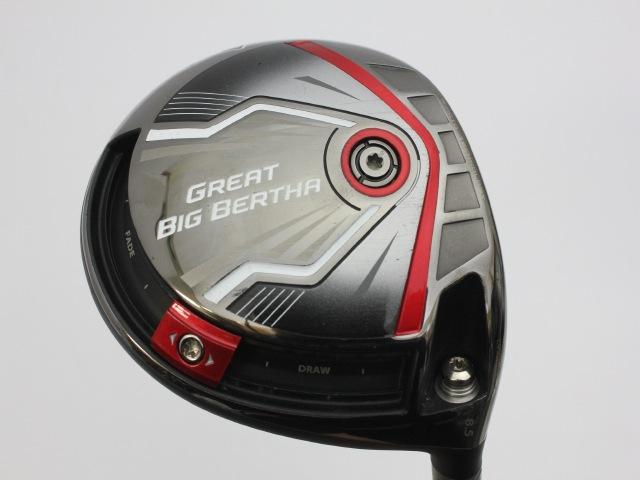 Used-B-Golf-Callaway-Tour-paid-goods-Great-Big-Bertha-2015-TC-serial-L1K