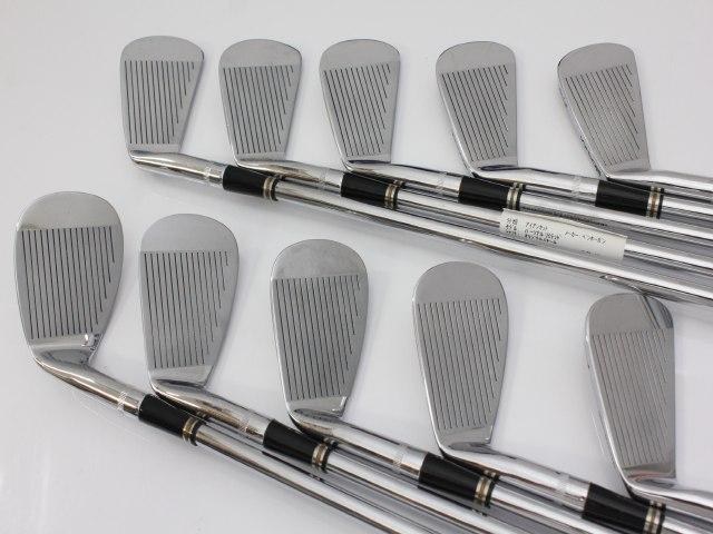 Used-B-Golf-Ben-Hogan-Personal-Limited-Iron-set-Original-Steel-Three-Men-Y3X