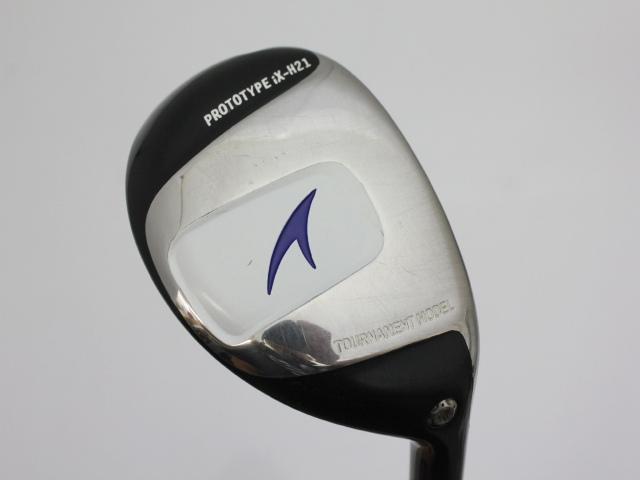 Used-B-Golf-Akira-PROTOTYPE-iX-H21-utility-NSPRO-ZELOS7-HYBRID-Stiff-U21-H8N